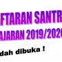 Pendaftaran Tahun Ajaran 2019/2020 Sudah dibuka!